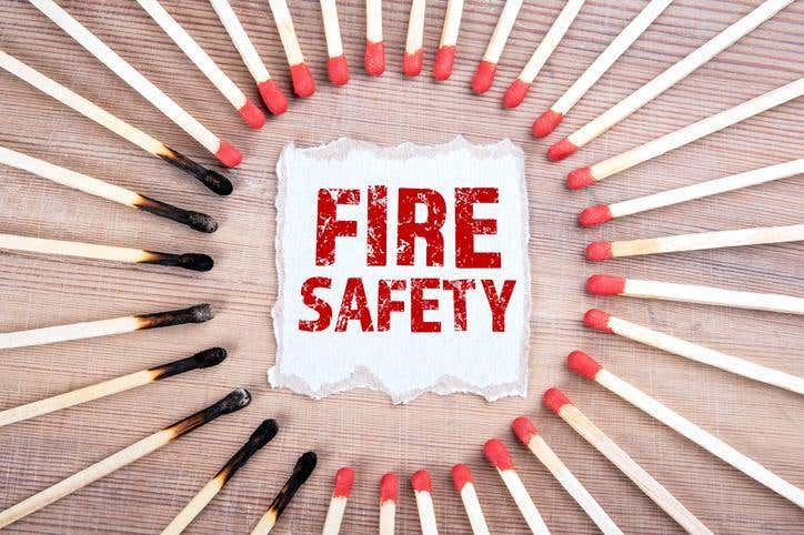 Update Your Fire Safety Plan in 3 Easy Steps