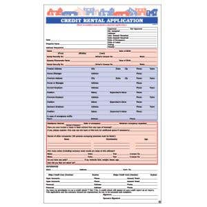 Bilingual Credit Application