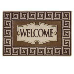 Welcome Mat - Mediterranean