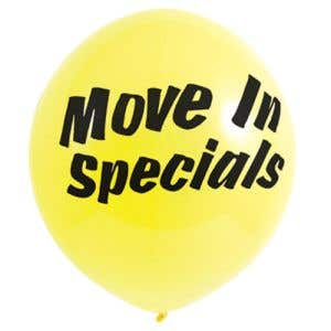 Message Balloon-Move in Specials
