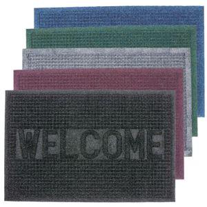 """Door Mats - Waterhog """"Welcome"""""""
