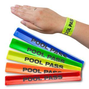 Slapband Pool Passes