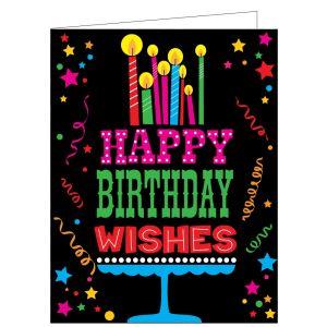Happy Birthday Card - Birthday Wishes