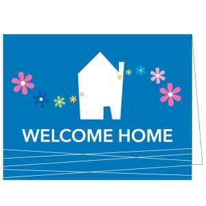 Welcome Card - Housewarming