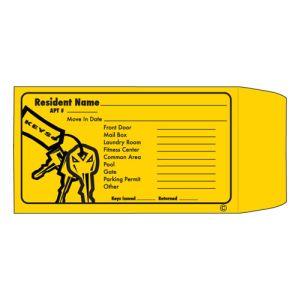 Key Envelopes