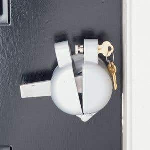 Kee-Blok for Lever Knobs
