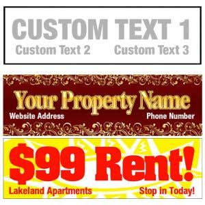 Brand your property with your company's information!