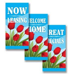 Boulevard Banners - Spring Tulips