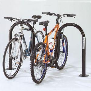 Bike Rack - Economy Wave - 5 Bikes