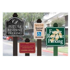 Full Color Custom Speciality Signs