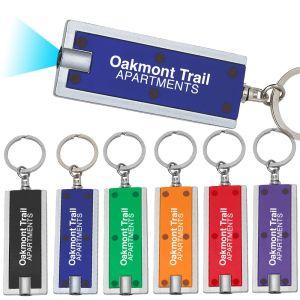 Custom Key Tags - LED Flashlight