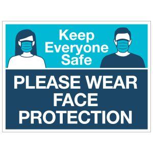 Bandit Sign - Keep Everyone Safe