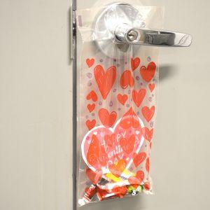 Seasonal Door Hanger Bag - Hearts