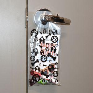 Printed Door Hanger Bag - Puppy Love