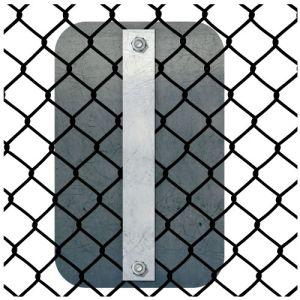 """Fence Bracket - 18"""""""