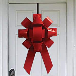 Giant Holiday Door Bow Kit