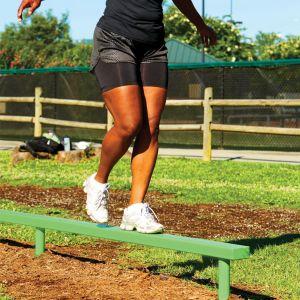 Outdoor Fitness Equipment - Balance Beam Station