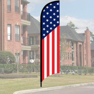Wave Flag Kit - American