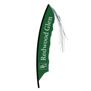 Custom Windfeather Flags - Flag Only