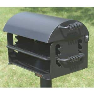 BBQ Grill - With Cover