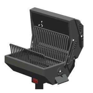 BBQ Grill - Covered - Large Size