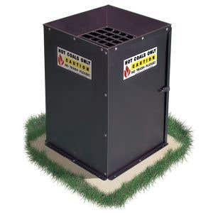 Hot Coal Bin