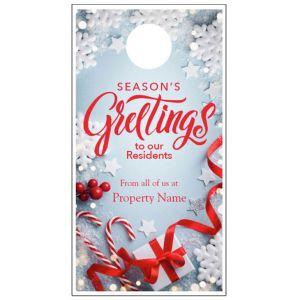 Holiday Door Hanger - Holiday Joy