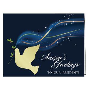 Holiday Card - Holiday Dove
