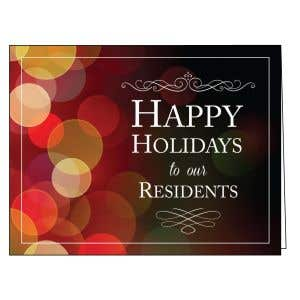 Holiday Card - Stylish Holiday