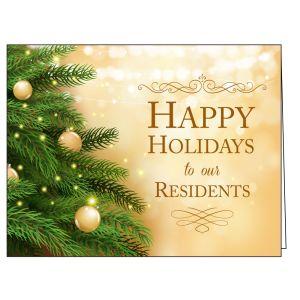 Holiday Card - Holiday Glow