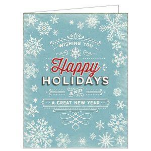 Holiday Card - Vintage Holiday