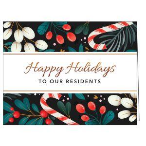 Holiday Card - Festive Holiday