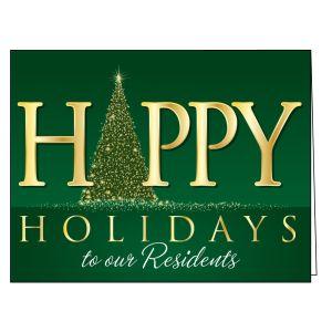 Holiday Card - Sparkling Holiday
