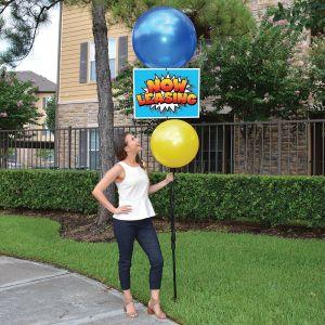 JUMBO 2 Balloon Bandit Sign Kit