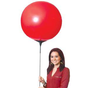 JUMBO Single Balloon Poles