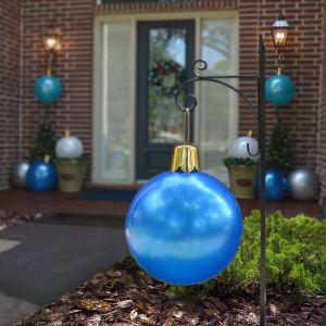 "2 Vinyl Balloon Holiday Ornament Kit - 17"""