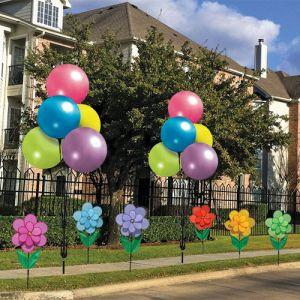 Reusable Vinyl Balloon and Spinner Marketing Kits