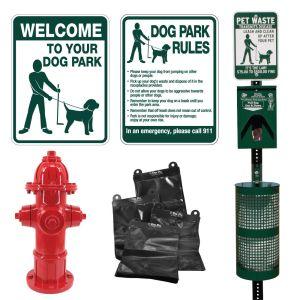 Dog Park Bundles - Metal - Budget