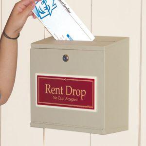 Indoor Rent Drop Box Kit