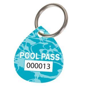 Pool Pass Kit - Water - Water Drop