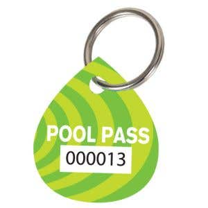 Money Saving Kit includes Pool Pass and Key Ring!