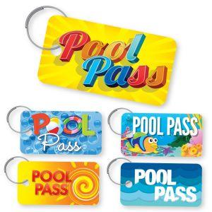 Pool Pass Kit - Budget Rectangle