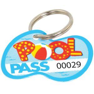 Pool Pass Kit - Pool Toys - Die Cut