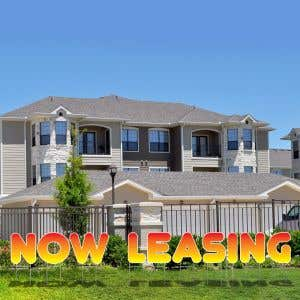 Lawn Letters - Now Leasing
