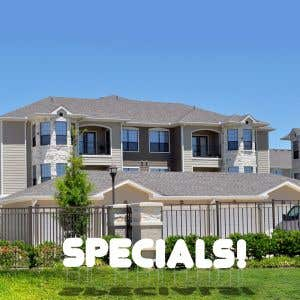 Lawn Letters - Specials!