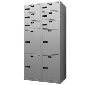 Premium Package Locker - 10 Door