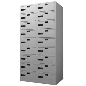 Premium Package Locker - 18 Door