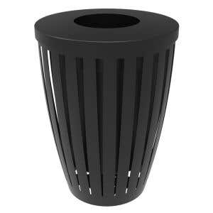 Downtown Tapered Trash Can - 32 Gallon