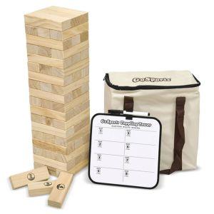Toppling Tower Game Set