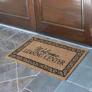 Outdoor Mats - Coco - Leasing Center - 2'x3'